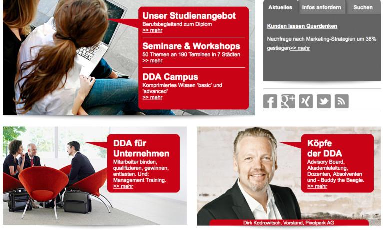 DDA-Online
